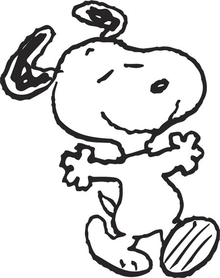 Snoopy ya no ladra igual